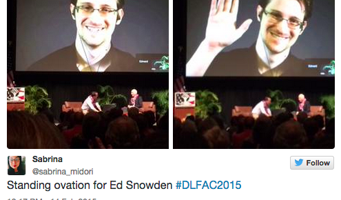 Reflecting on Ed Snowden